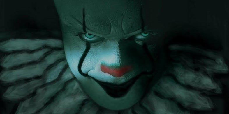 آی تی - - پنی وایز It - Movie - Clown - Pennywise