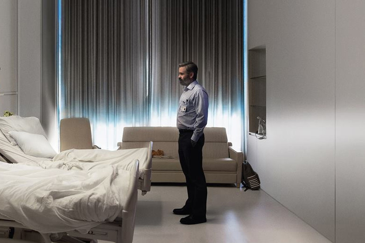 فیلم کشتن گوزن مقدس - killing of a sacred deer