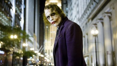 هیث لجر - بتمن - جوکر - JOKER -BATMAN - heath ledger