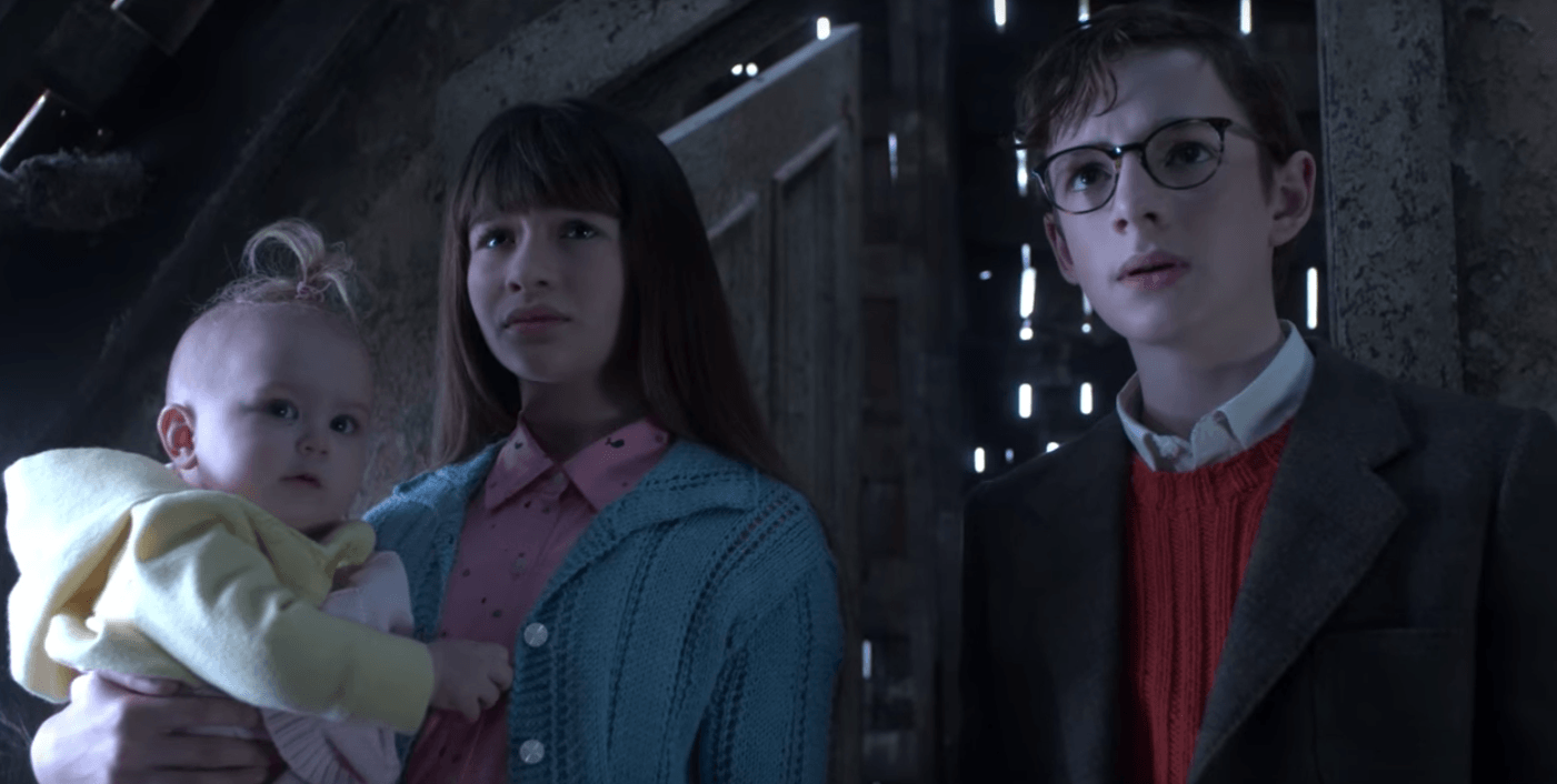 Louis Hynes,Malina Weissman,سرگذشت ناگوار , A Series of Unfortunate Events