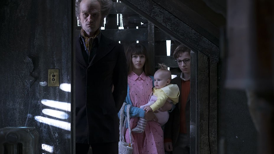 نیل پاتریک هریس,Louis Hynes,Malina Weissman,سرگذشت ناگوار , A Series of Unfortunate Events , Neil Patrick Harris