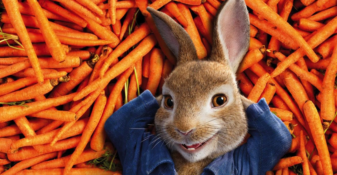 peter rabbit, پیتر خرگوش, Rose Byrne,James Corden