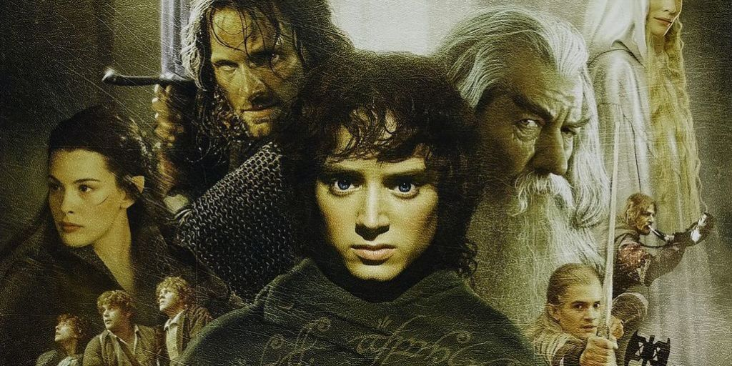 the lord of the rings, ارباب حلقه ها
