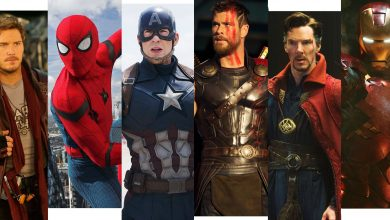 Marvel, Iron Man, Captain America, Black Panther, Guardians of the Galaxy, Doctor Strange, The Avengers, Ant-man, Hulk, Thor, دنیای سینمایی مارول